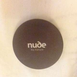 Nude By Nature Pressed Powder Foundation In Light