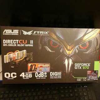 ASUS GTX 970 OC
