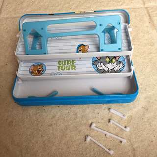 Tom And Jerry Pencil Case