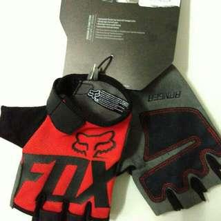 *DONSAYBOJIO* New Fox Racing Ranger Short Gloves M Size