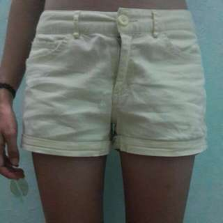 Giordano candy colored shorts