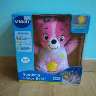 Vtech Soothing Song Bear