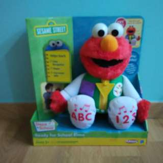 Ready For School Elmo