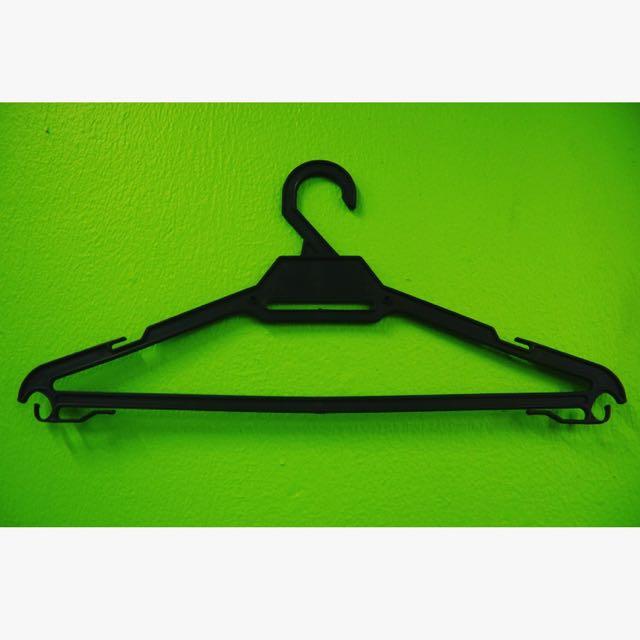 Black Hangers 25/50/100/150/200pcs
