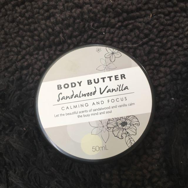 Body Butter 50ml