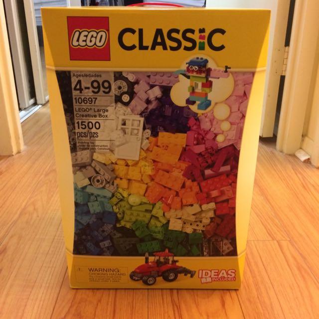 Brand New Lego Classic