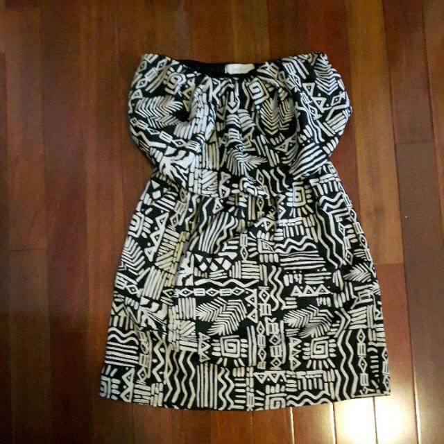 Costa Blanca Dress
