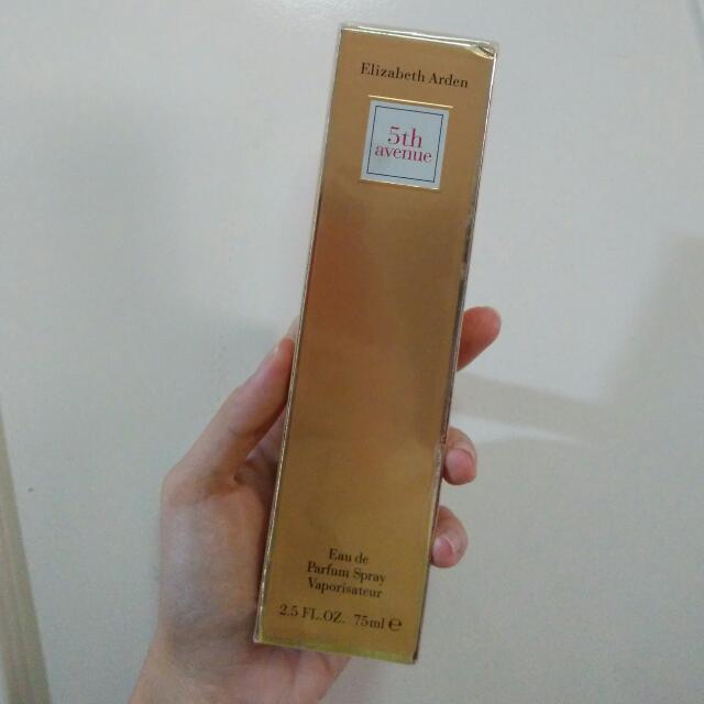 Elizabeth Arden 5th Avenue Eau De Parfum 75ml Brand New And Sealed In Box