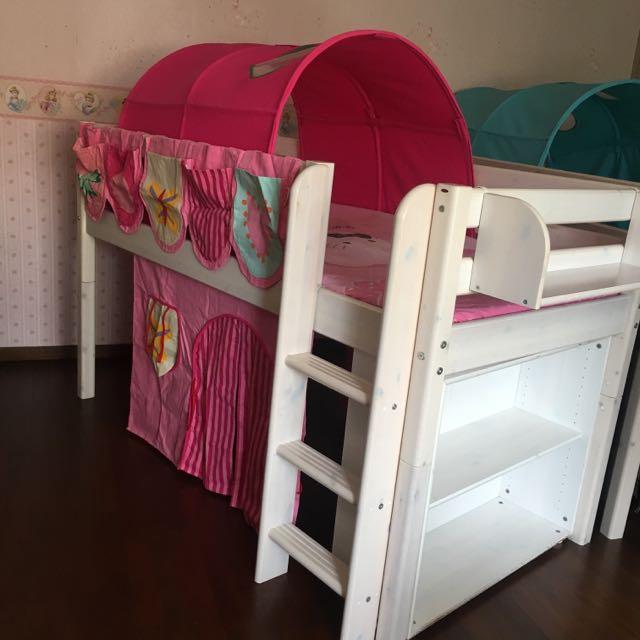 ... Flexa Bed Frame Bunk Bed Children Bed ...