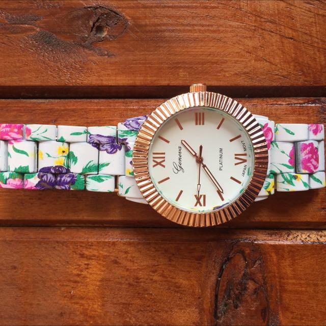 Geneva Floral Watch