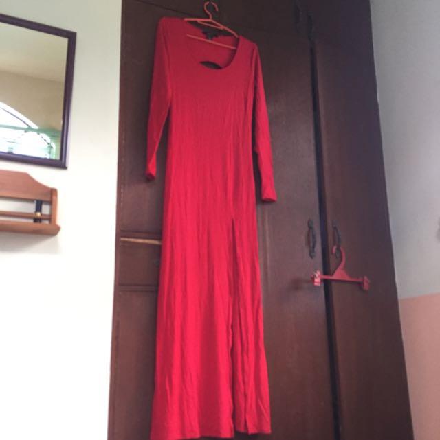 Forever 21 Evening Dress
