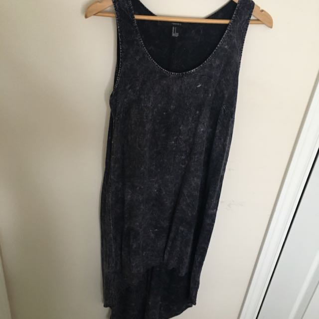 Forever 21 High Lo Tank top Dress