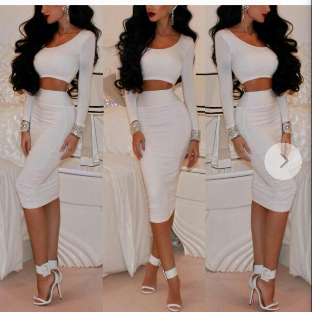 Formal 2 Piece Set