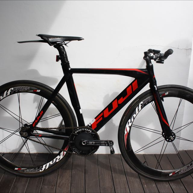Fuji Track Pro 2.0 Frameset For Sale, Bicycles & PMDs, Bicycles on ...