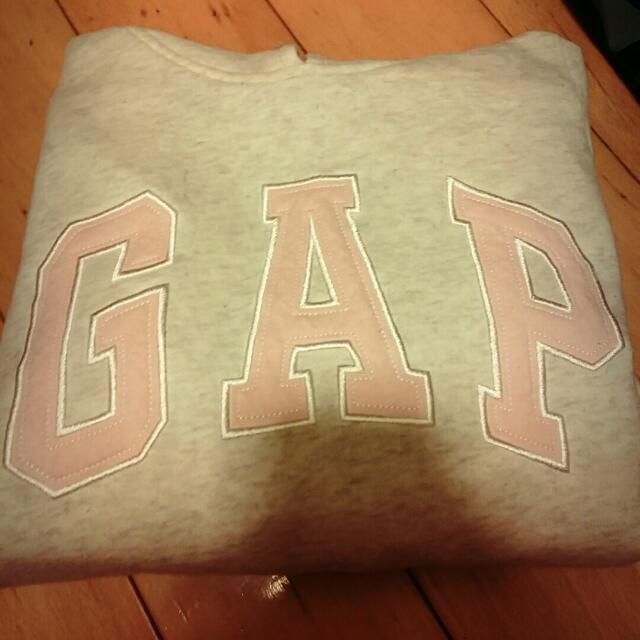 【兩件免運】Gap帽踢 帽T