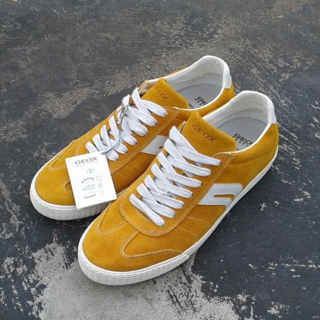 Geox U Smart Classic Yellow