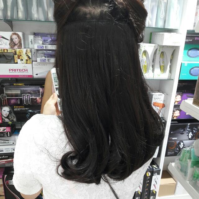 Hair Extension (Medium) Good Quality