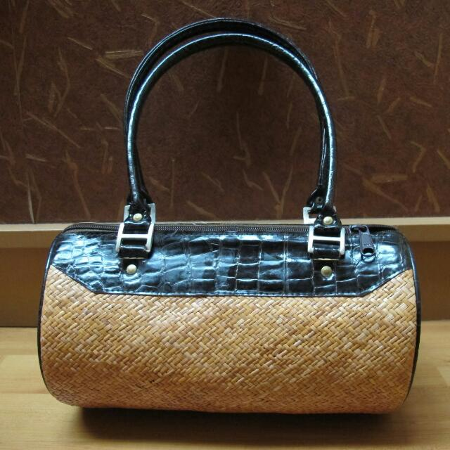 Handbag Anyaman