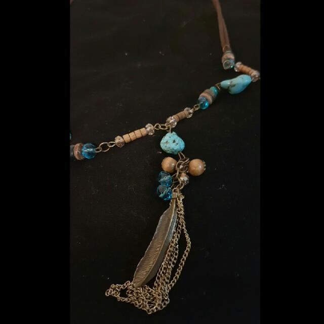 Inspired Native Necklace
