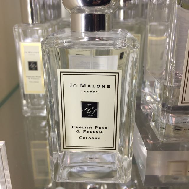 Jo Malone香水英國梨(100ML)-全新未拆封
