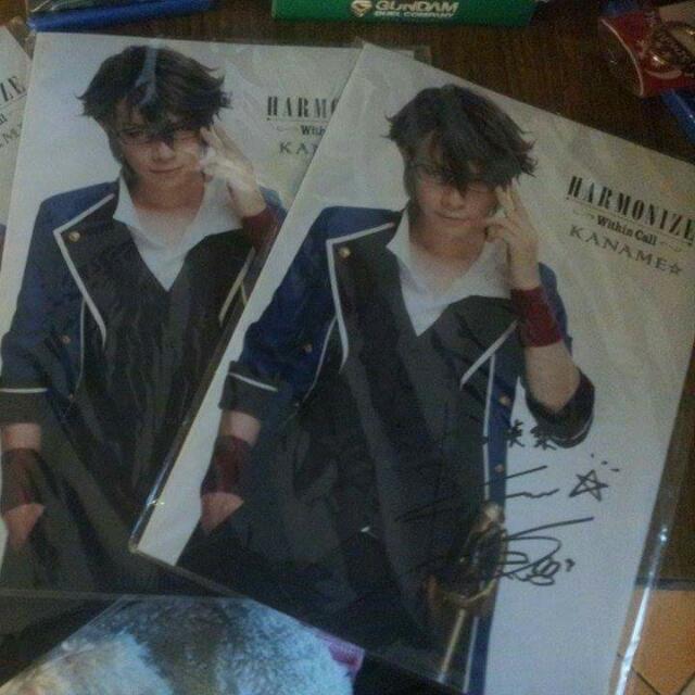 Kaname☆ Within Call Photobook