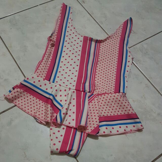 Kiddie Swimwear
