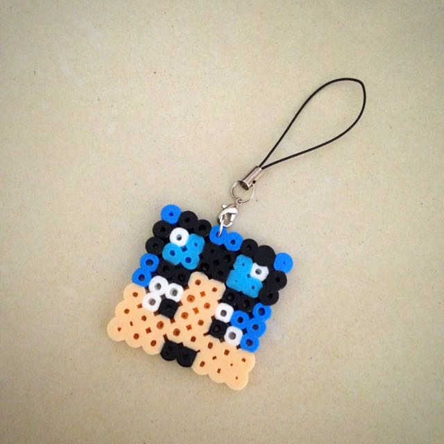 Minecraft Dantdm Pyssla Design Craft Handmade Craft