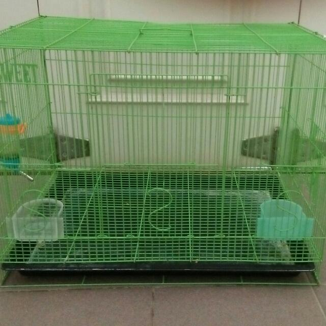 Rabbit Cage Or Bird Cage