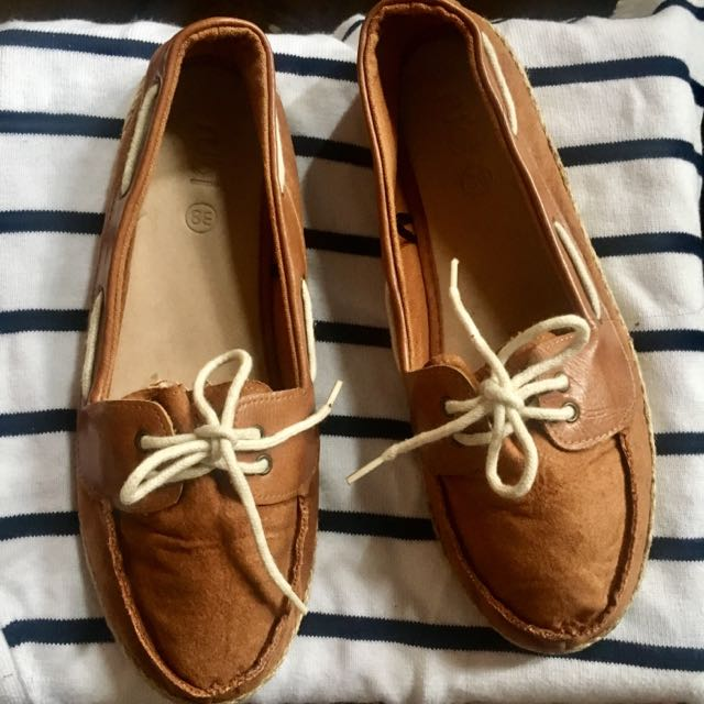 Rubi Boat Shoes
