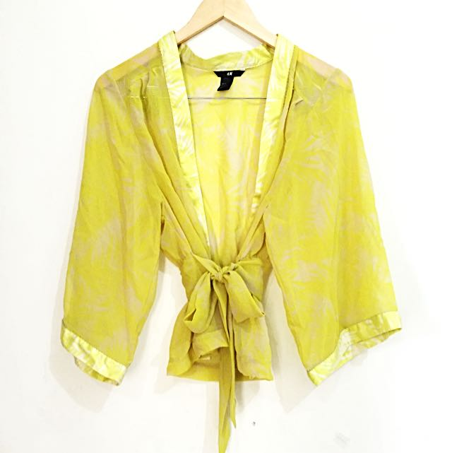 SALE! H&M kimono outer