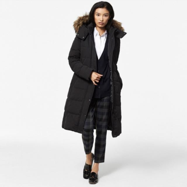 f2194890a08 Uniqlo Ultra Warm Down Coat (women)