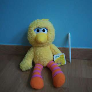 Big Bird Soft Toy