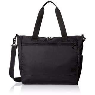 PACSAFE Citysafe CS400 Anti-Theft Travel Tote Bag (RRP: $219.95)