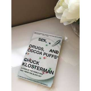 BOOK | Sex, Drugs & Cocoa Puffs by Chuck Klosterman