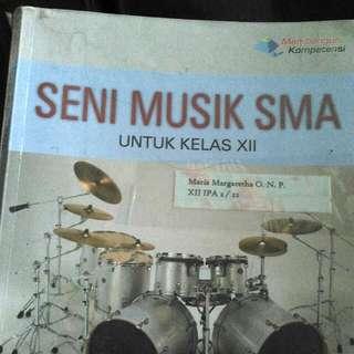 Buku Seni Musik SMA