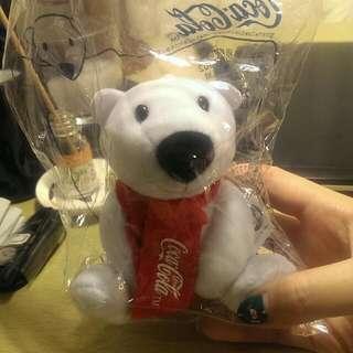 (贈送)可口可樂 北極熊 #你喜歡我送你