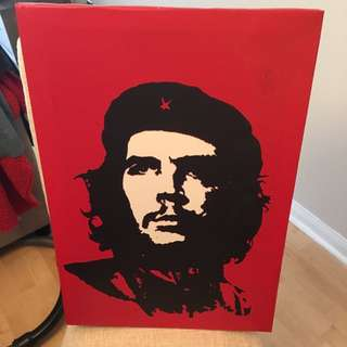 Che Canvas Art