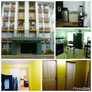Bed space / Units For Rent / Rooms For Rent