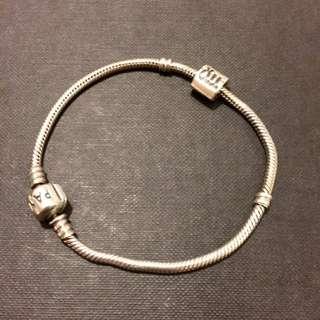 Authentic Pandora Silver Bracelet
