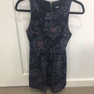 Floral Dress Size 6