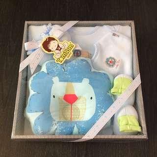 BNIB Tom Tom 5 Piece Baby Gift Set (Blue)