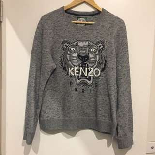 Genuine KENZO Tiger Jumper