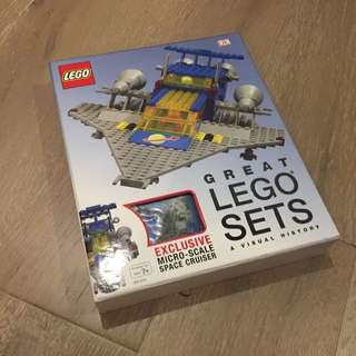 Great Lego Sets Book