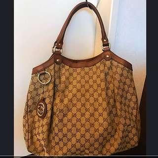 Preloved Gucci Bag