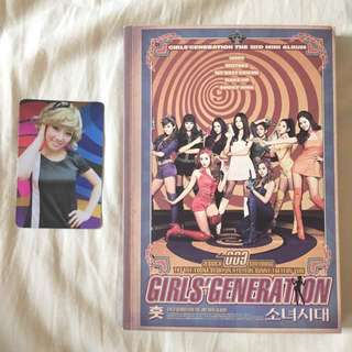 Girls' Generation The 3rd Mini Album