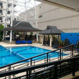For RENT The REDWOODS CONDO Fully Furnished Studio Beside AYALA Fairview Terraces Quezon City
