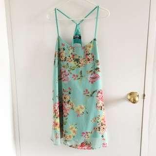 Summer Dress Size 10 Floral