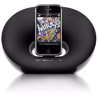 Philips Fidelio DS3010 30-Pin iPod/iPhone Speaker