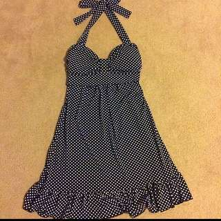 Sz 8 Polka Dot Dress