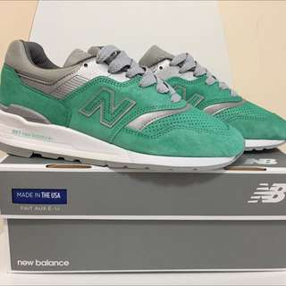 New Balance x Concepts Collab M997NSY